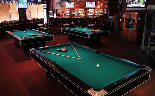 The Best Bar in El Paso for Tournaments, Games, & Billards