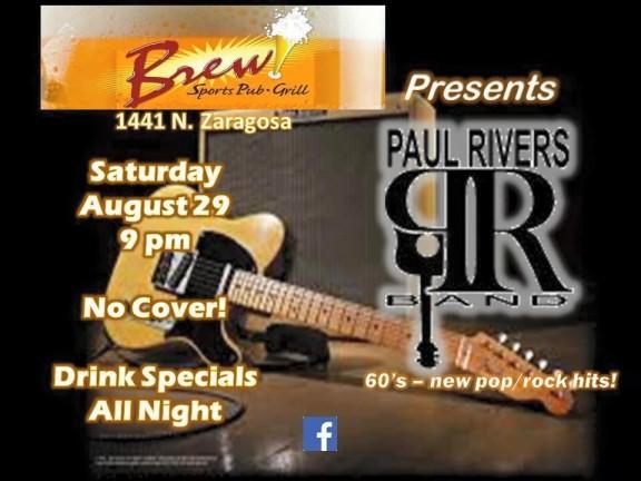 paul rivers band