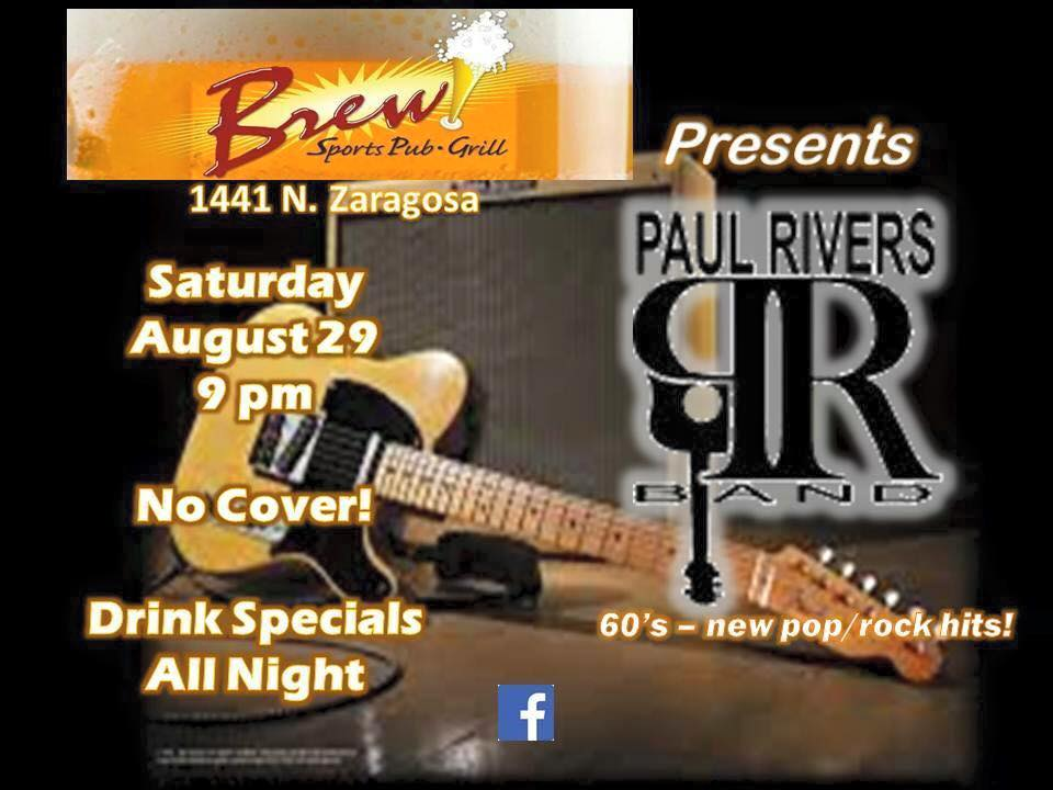 paul rivers band