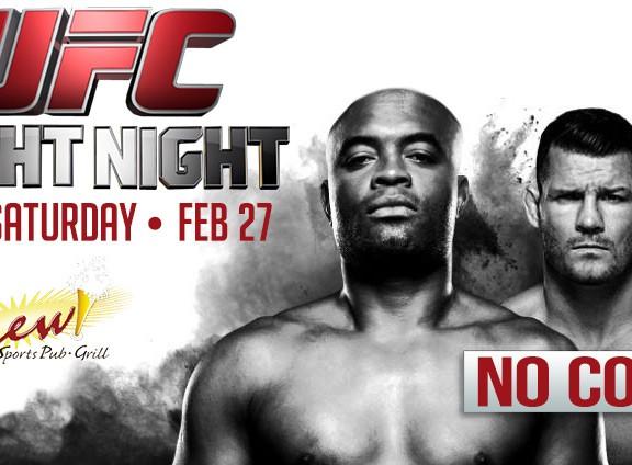 UFC-fight-night-Brew-el-paso-sports-bar